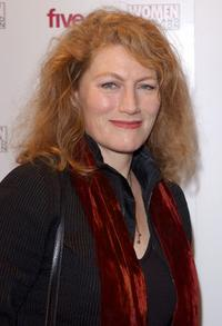 Geraldine James at the Carlton Women In Film And TV Awards.