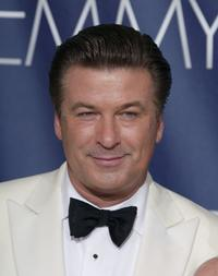 Alec Baldwin at the 59th Annual Primetime Emmy Awards.