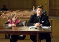 Abigail Breslin as Anna and Alec Baldwin as Campbell Alexander in