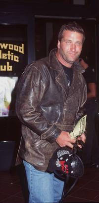 Daniel Baldwin at the Pool Aid to benefit APLA at the Hollywood Athletic Club.