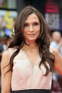 Famke Janssen at the UK premiere of