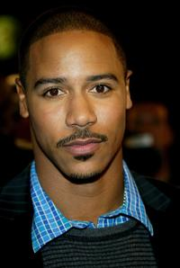 Brian J. White at the world premiere of