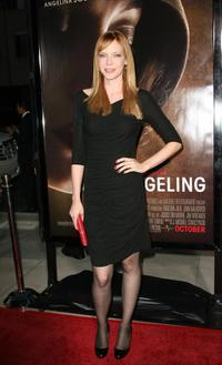 Riki Lindhome at the premiere of