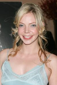 Riki Lindhome at the special screening of
