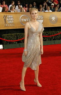 Diane Kruger at the 13th Annual Screen Actors Guild Awards.