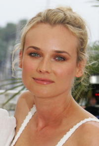 Diane Kruger at the Cannes