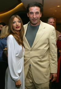 William Baldwin and Natalie Zea at the after party for the premiere of