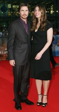 Christian Bale at the Hollywood premiere of