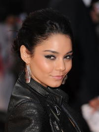 Vanessa Hudgens at the UK premiere of