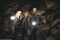 Diane Kruger, Justin Bartha and Nicolas Cage in
