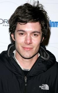 Adam Brody at the Entertainment Weekly's celebration of the 2007 Sundance Film Festival and the launch of Sixdegrees.org during the Sundance Film Festival 2007.