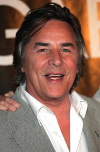 Don Johnson at the 58th International Cannes Film Festival.