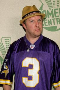 Nick Swardson at the after party of Comedy Central Emmy.