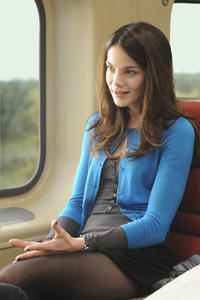 Michelle Monaghan as Christina in ``Source Code.''