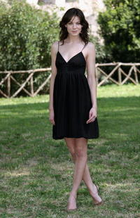 Michelle Monaghan at a photocall in Rome for