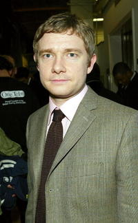 """Martin Freeman at the after show party following the """"British Comedy Awards 2004"""" in London, England."""