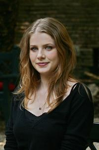 Rachel Hurd-Wood at the photocall of