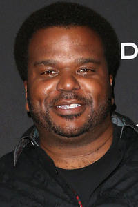 Craig Robinson at the Hollywood premiere of