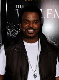 Craig Robinson at the Los Angeles premiere of