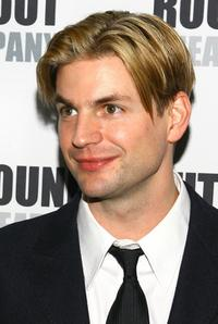Gale Harold at the opening night of