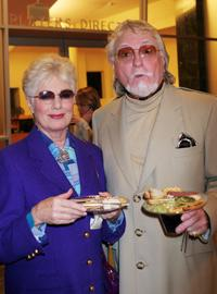 Shirley Jones at The Women In Film and Hallmark Channel Reception honoring Dr. Maya Angelou.