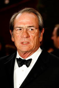 Tommy Lee Jones at the 80th Annual Academy Awards.