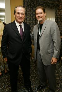 Tommy Lee Jones and Wade Boggs at the 21st Annual Great Sports Legends Dinner to benefit The Buoniconti Fund to Cure Paralysis at the Waldorf Astoria.