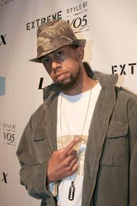 Affion Crockett at the crowning finale and celebration of VH1's