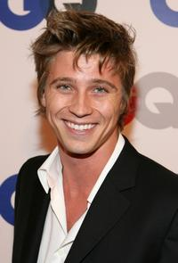 Garrett Hedlund at the GQ 2007 Men Of The Year celebration.