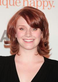 Bryce Dallas Howard at the Glamour Reel Moments party.