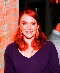 Bryce Dallas Howard at the after party of the premiere of