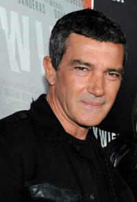Anotnio Banderas at the California premiere of