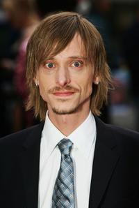 Mackenzie Crook at the premiere of