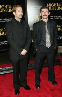 Thomas Lennon and Robert Ben Garant at the World premiere of