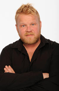 Anders Baasmo Christiansen at the portrait studio at DIRECTV Tribeca Press Center during the Tribeca Film Festival 2009 in New York.