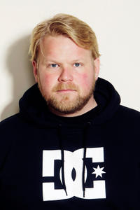 Anders Baasmo Christiansen at the portrait session of