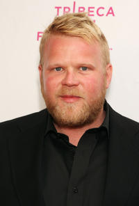 Anders Baasmo Christiansen at the premiere of