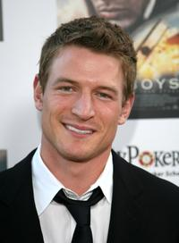Philip Winchester at the special screening of