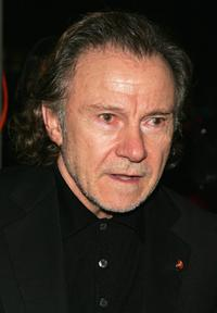 Harvey Keitel at the New York premiere of