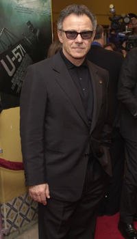 Harvey Keitel at the California premiere of