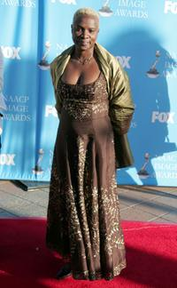 Angelique Kidjo at the 39th NAACP Image Awards.