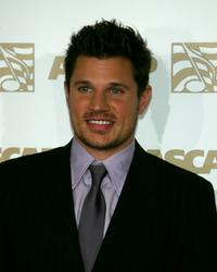 Nick Lachey at the ASCAP Pop Music Awards.