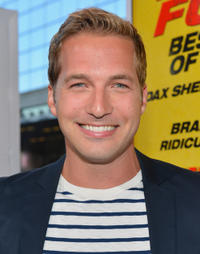 Ryan Hansen at the California premiere of
