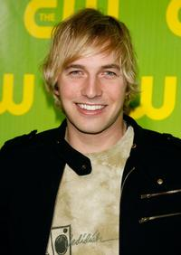 Ryan Hansen at the CW Network Winter TCA Party.
