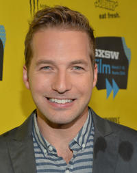 Ryan Hansen at the Texas premiere of