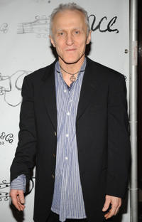 David Patrick Kelly at the after party of the Broadway opening night of