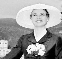 A File Photo of Grace Kelly, Dated April 16, 1956.