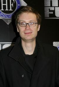 Stephen Merchant at the world premiere of