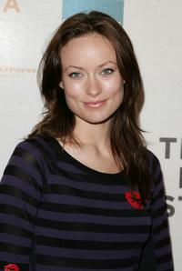 Olivia Wilde at the premiere of