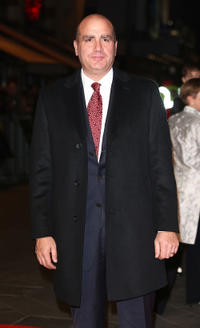 Producer Don Granger at the world premiere of
